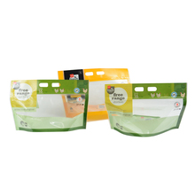 Resealable Food Grade Plastic Bags For Packing Roast Chicken