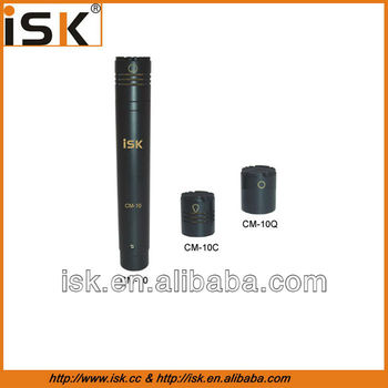 High Quality Small Condenser Microphone for studio,recording