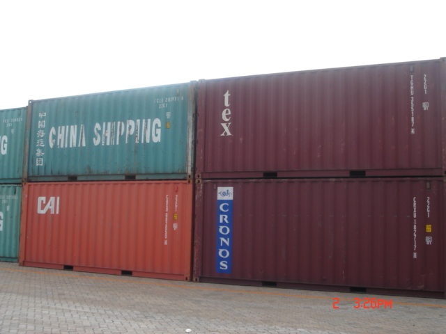 20GP/40GP shipping cost from Chongqing to PORT VICTORIA