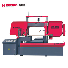 Horizontal Style Double Column Band Saw Cutting Machine Blade Welding Price