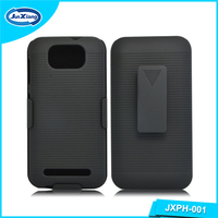 Factory sale with holster clip cell case for blu studio 5.5