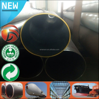 China Supplier hr steel pipe steel tube