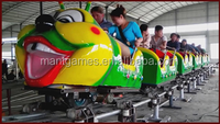 available for both children and adult Game Machine Ride Caterpillar Rides MIni Roller Coaster Game Machine Ride for Sale!