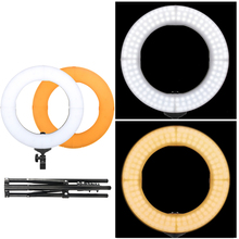 "ZOMEI 14"" Ring Live Studio Makeup Beauty Fill In LED Photography Light"