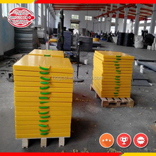lifting equipment/lifting pad/mobile crane outrigger pad