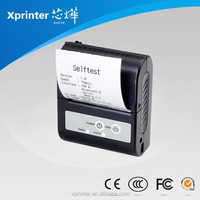 Android mobile printer wireless 58mm portable bluetooth printer for tablet