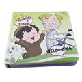 Good Quality Touch and Feel Hardcover English children Book
