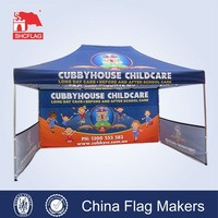 Double layer outdoor tent with good selling roof tent