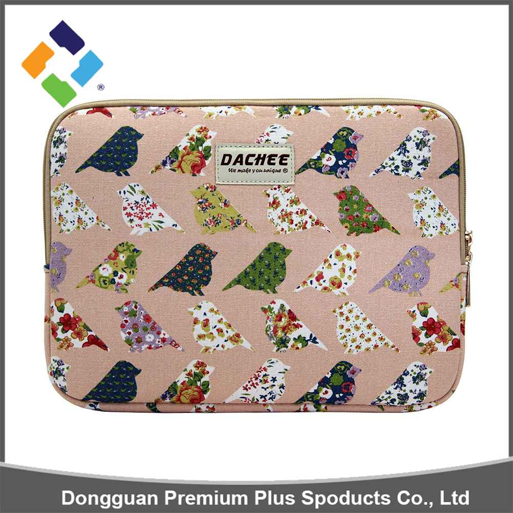 Fashion waterproof neoprene laptop sleeve
