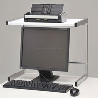 Japanese High Quality Office Table Accessories Desktop Computer Monitor Shelf