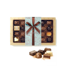 Hot Sale Edible Chocolate Paper Assortment Gift Box