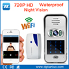 Newest WIFI Video Door phone for home security connect with IOS/Android Smart phone APP Wifi doorbell camera