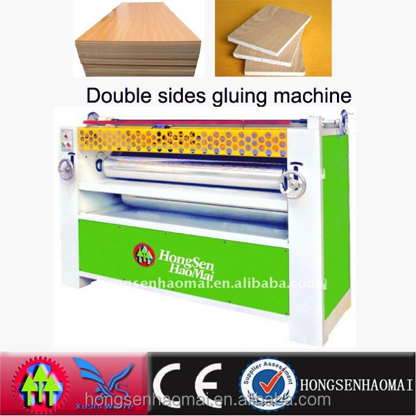 High efficiency glue machine
