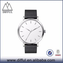 Branded superior japan movt watches simple design for men
