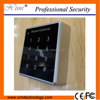 Beautiful good quality S023 standalone card access control IC card and keypad access control 13.56 IC card access control