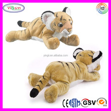 A498 Soft Plush Tiger Cub 10 Inch Conservation Critter Animal Toy Stuffed Tiger