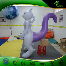 Inflatable Cat Cartoon Character Inflatable Sexy Girl Sex Toys for Man Inflatable Balloon with SPH