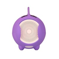 Consumer Electronics Commonly Used Accessories & Parts Speakers Bluetooth For Hands Free With Alarm Clock Shape