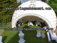 Best quality PVC party Tent inflatable double layer inflatable dome tent for sale SP-T3029