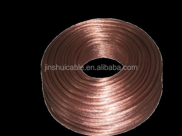 copper conductor pvc insulated and sheathed copper tape armoured control cable