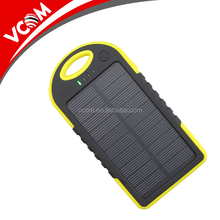 Factory price portable mobile solar charger for mobile phone