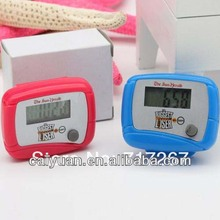 single functional free cheap pedometer for kids