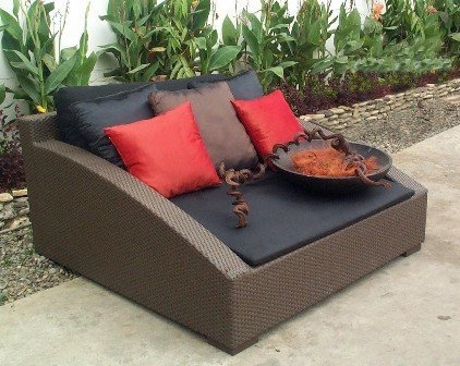 Daybed A3 outdoor furniture