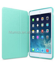 Wholesale newly design stand case,Ultra Slim case,Air Frame PU case for Apple iPad Mini Retina