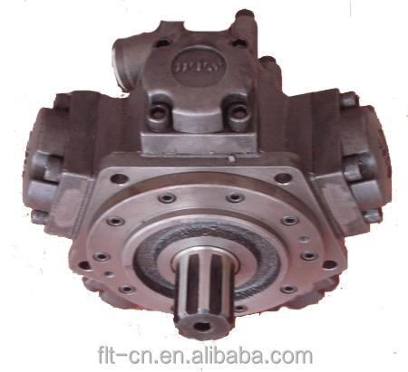 made in china slow speed hydraulic motor for drilling machine