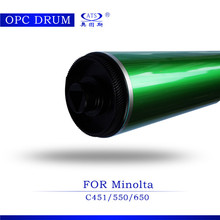 High Quality China Suppliers C451 opc drum for Konica Minolta C550 C650