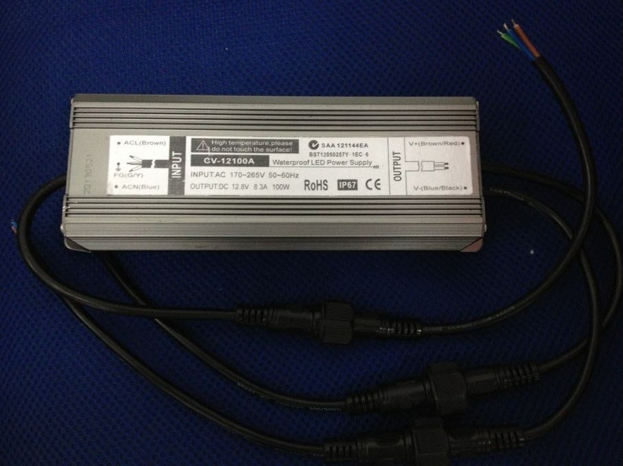 12V/24V/36V/48V constant voltage led driver hot selling small size led power supply