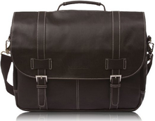hot sale brown briefcase laptop leather bags
