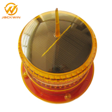 LED Solar Beacon Light/ Solar Water-Proof Vehicle Revolving / Rotary Warning Light
