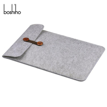 Boshiho custom 15.6 inch laptop sleeve for macbook sleeve