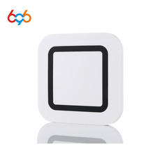 China Factory Square Universal Wireless Phone Charger