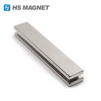 Strong Block Ndfeb Neodymium Magnets For Shower Door N45