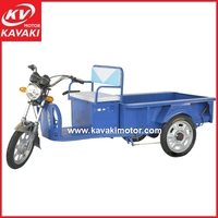 Food cart trailer 3 wheel motorcycle truck 3-wheel tricycle / three wheel motorcycle scooter made in China