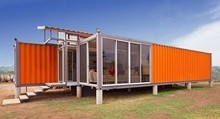 Alibaba China supplier beautiful design prefab container house/office/cafe