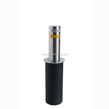 Security Automatic Rising Barricade Bollards Manufacturers