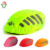 fashion High Visibility Universal Size Bike / Bicycle Waterproof Helmet rain Cover With Reflective Stripes