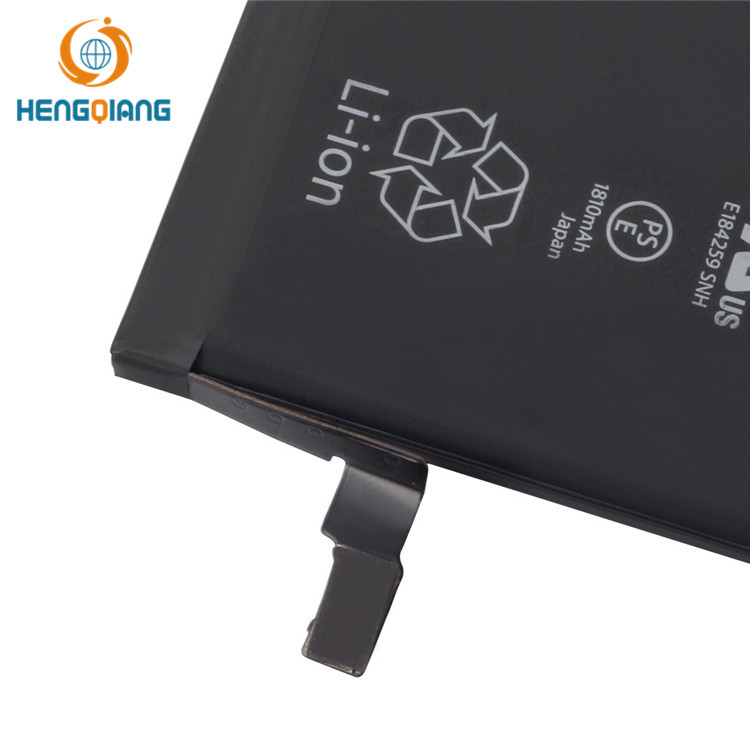 Genuine 1810mAh Internal Battery Replacement  for iphone 6 battery replacement