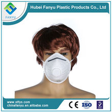 disposable half face gas respiratory mask n95
