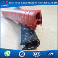 colored PVC car door edge guard