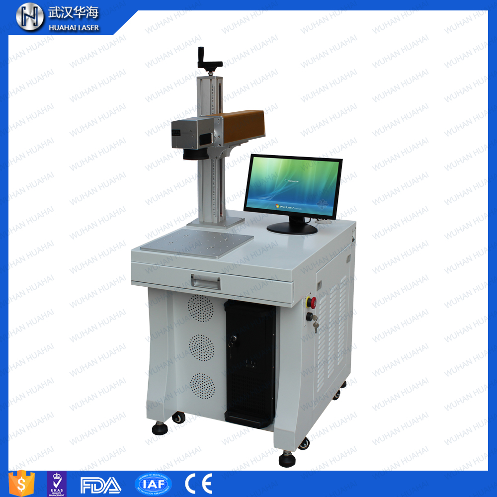 Factory cnc 20w fiber laser marking engraving printing machine with CE FDA certificate 2 years warranty look for agencies