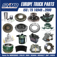 More than 1000 different VOLVO truck spare parts