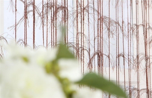 Shade Spaghetti String Curtain