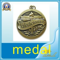 Delicate craft metal set medallion metal collection medal hanger