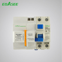 Automatic Reclosing Leakage Protector switch/Auto reset RCCB