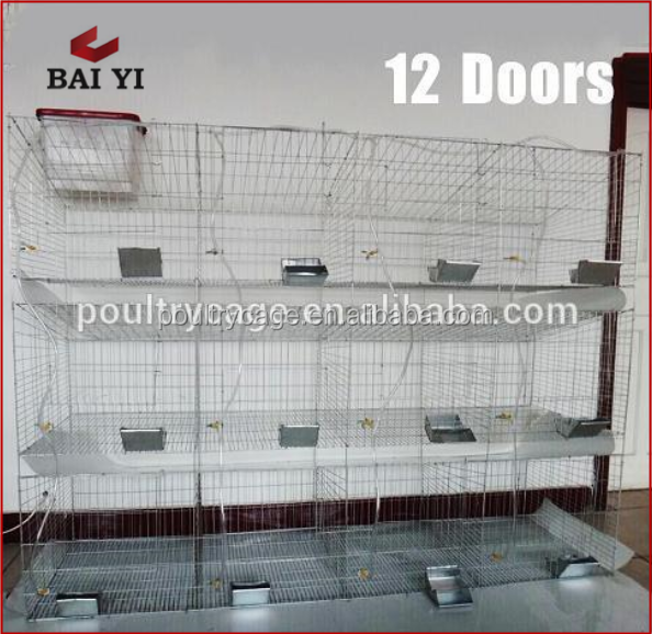 Commercial Used Rabbit Farming Cage For Sale