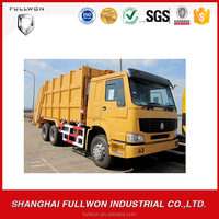 INTERNATIONAL SINOTRUK garbage compactor truck price FW6666